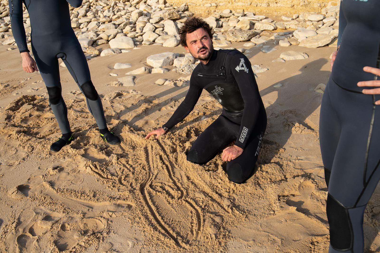 moniteur de surf ile de Ré Surf'in Ré