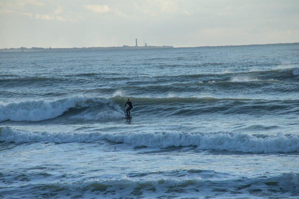 surf ile de ré avec Surf'in Ré