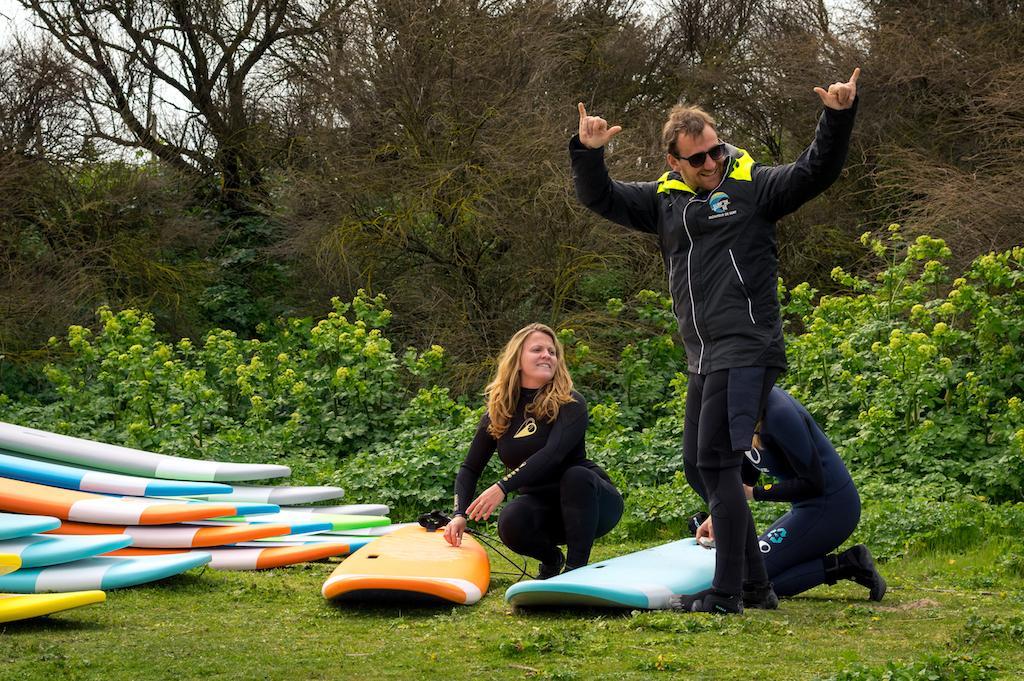 cours de surf ile de ré avec surf in re