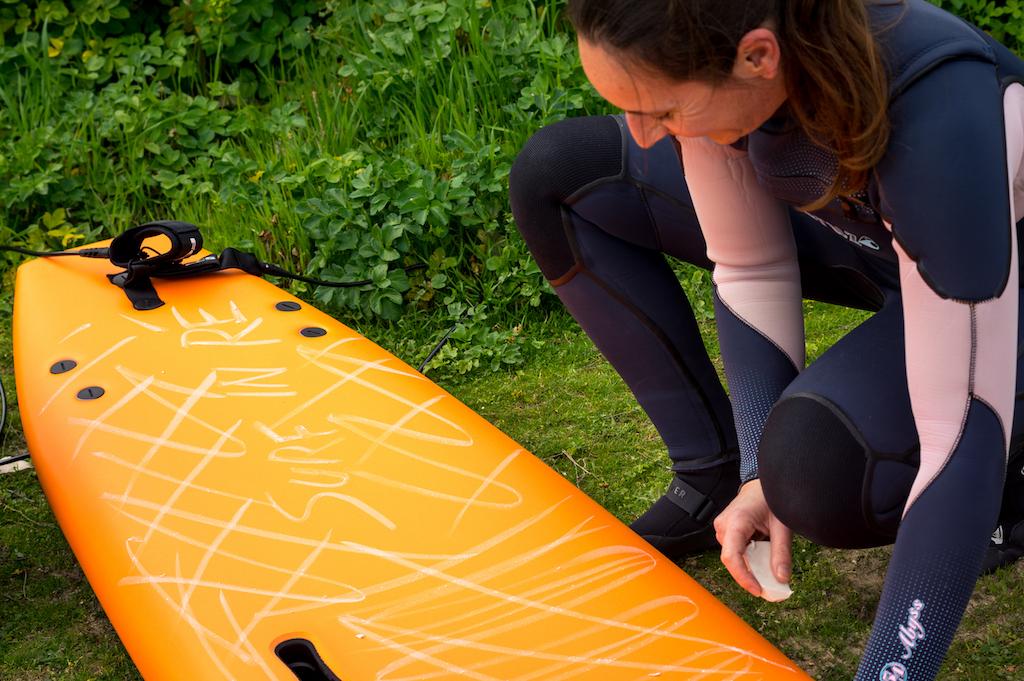planche de surf surf in ré