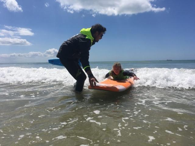 surf ile de re