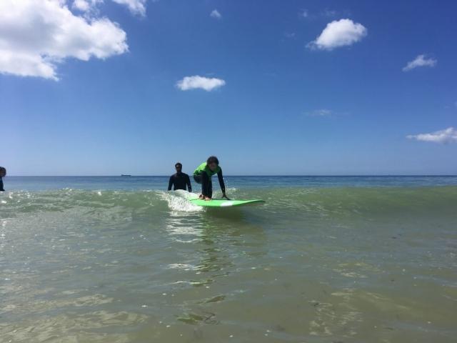 Apprendre surf ile de re