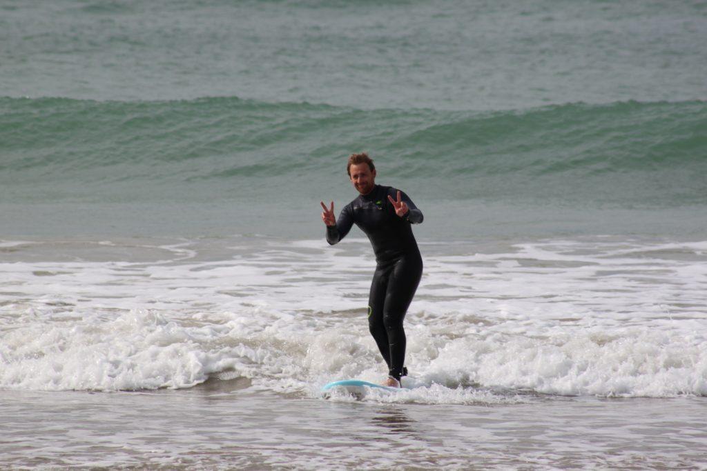 moniteur de surf ile de ré