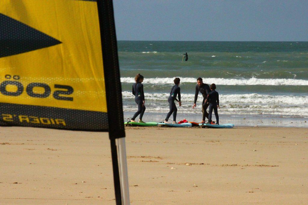 cours de surf ile de ré